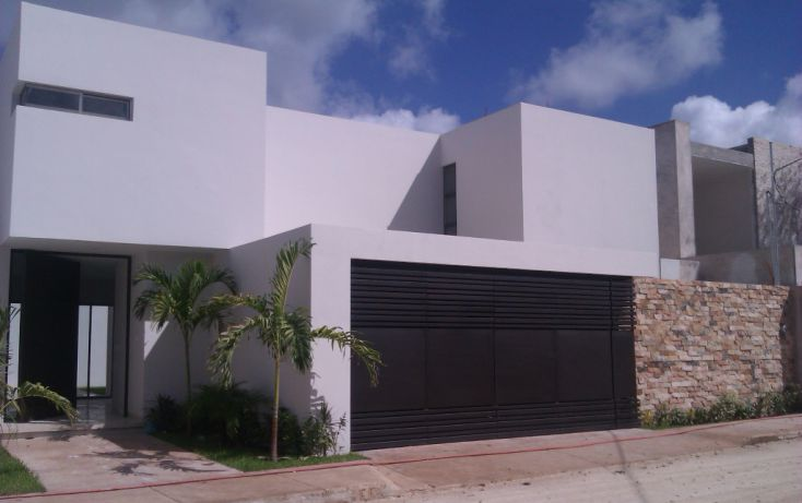 Foto de casa en venta en, san ramon norte i, mérida, yucatán, 1071887 no 01