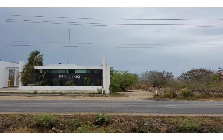 Foto de terreno comercial en venta en  , san ramon norte i, mérida, yucatán, 1185745 No. 01