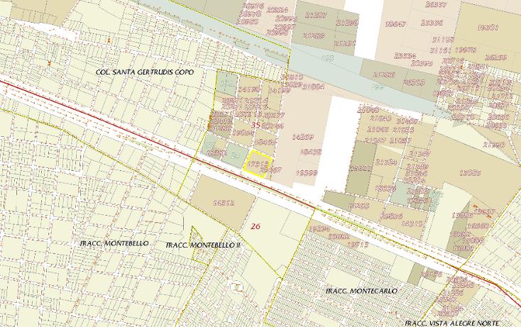 Foto de terreno comercial en venta en  , san ramon norte i, mérida, yucatán, 1185745 No. 03