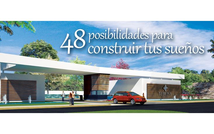 Foto de terreno habitacional en venta en  , san ramon norte i, mérida, yucatán, 1294921 No. 03