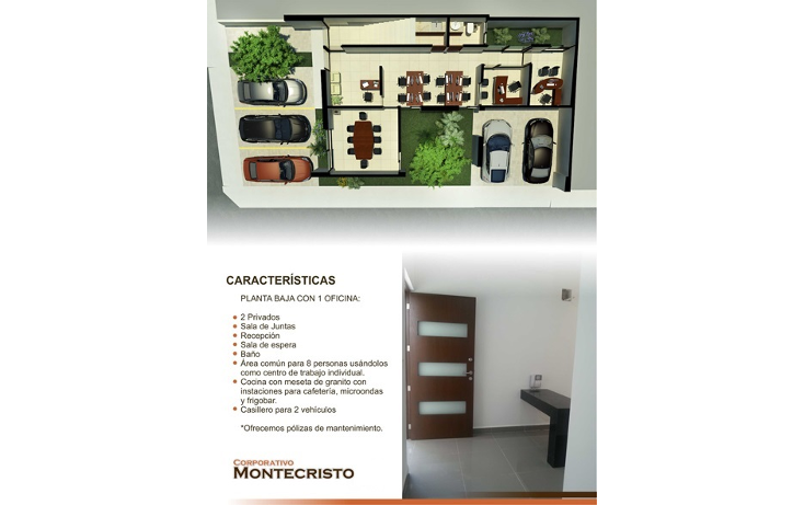 Foto de oficina en renta en  , san ramon norte i, mérida, yucatán, 1297201 No. 05