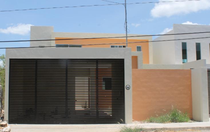 Foto de casa en venta en  , san ramon norte i, mérida, yucatán, 1899882 No. 01