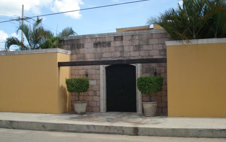 Foto de casa en venta en  , san ramon norte, mérida, yucatán, 1050981 No. 01