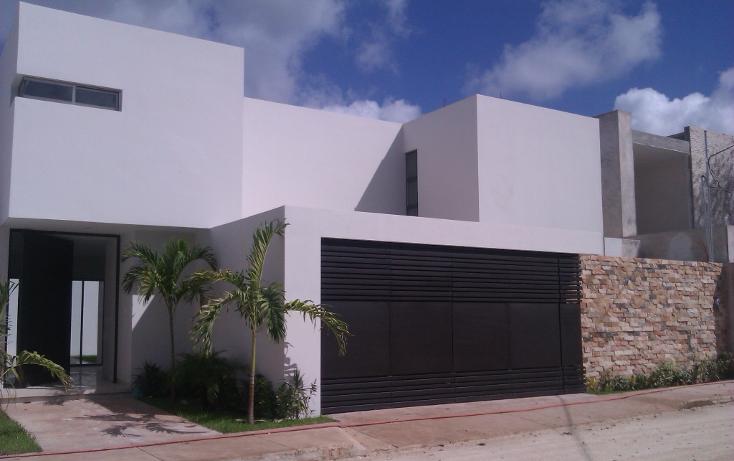 Foto de casa en venta en  , san ramon norte, mérida, yucatán, 1071887 No. 01