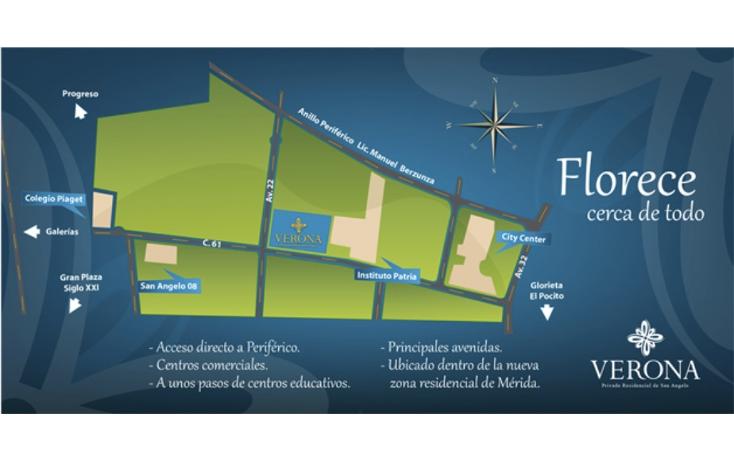 Foto de terreno habitacional en venta en  , san ramon norte, mérida, yucatán, 1084525 No. 04