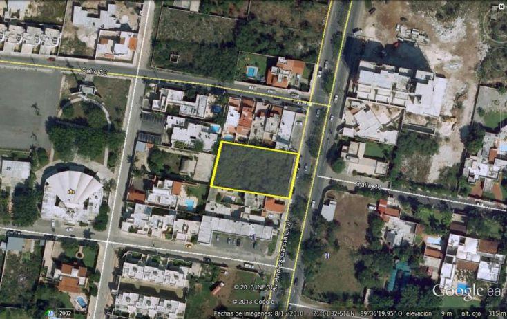 Foto de terreno comercial en renta en, san ramon norte, mérida, yucatán, 1110269 no 02