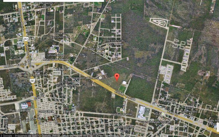 Foto de terreno habitacional en venta en, san ramon norte, mérida, yucatán, 1121899 no 01