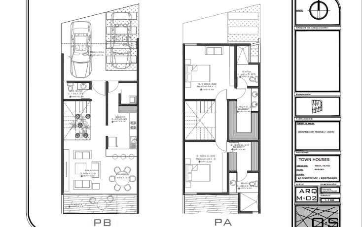 Foto de casa en venta en  , san ramon norte, mérida, yucatán, 1125133 No. 09