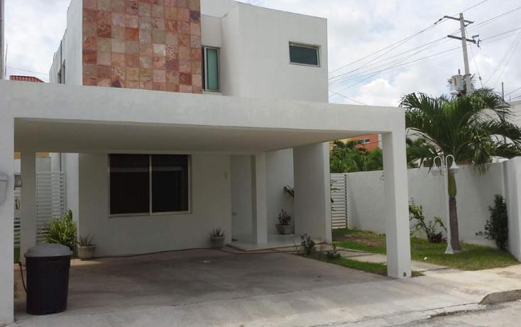 Foto de departamento en renta en  , san ramon norte, mérida, yucatán, 1164521 No. 01