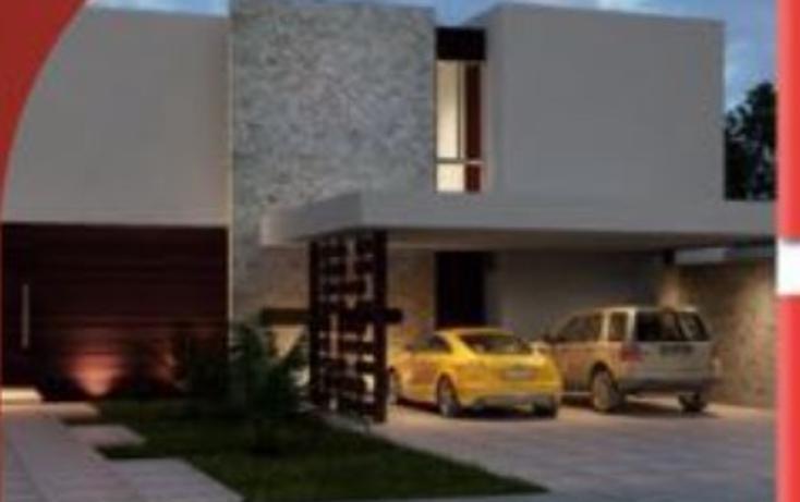 Foto de casa en venta en  , san ramon norte, mérida, yucatán, 1182431 No. 01