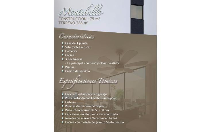 Foto de casa en venta en  , san ramon norte, mérida, yucatán, 1194307 No. 02