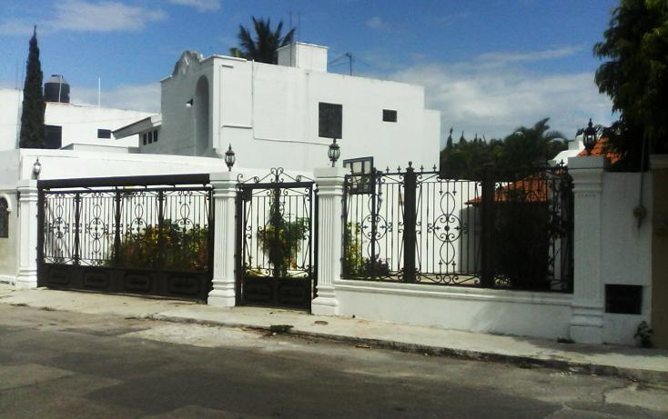 Foto de casa en venta en  , san ramon norte, mérida, yucatán, 1199163 No. 01