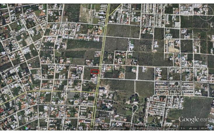 Foto de terreno habitacional en renta en  , san ramon norte, mérida, yucatán, 1205419 No. 02