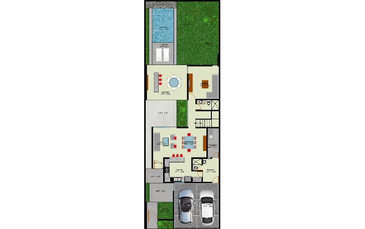 Foto de casa en venta en  , san ramon norte, mérida, yucatán, 1240197 No. 15
