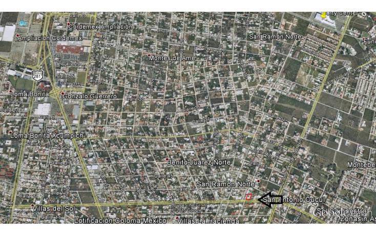 Foto de casa en venta en  , san ramon norte, mérida, yucatán, 1240517 No. 15