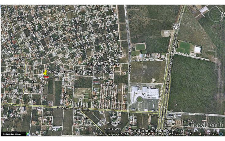 Foto de terreno habitacional en venta en, san ramon norte, mérida, yucatán, 1248617 no 02
