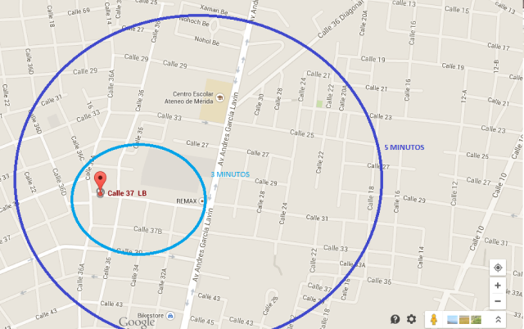 Foto de terreno habitacional en venta en, san ramon norte, mérida, yucatán, 1248617 no 03