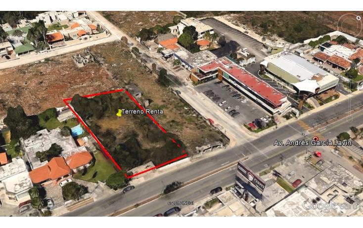 Foto de terreno comercial en renta en  , san ramon norte, m?rida, yucat?n, 1255045 No. 02