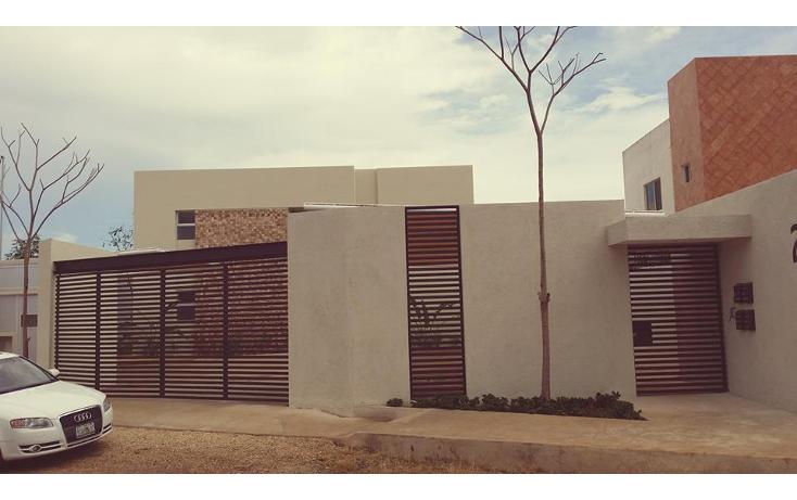 Foto de departamento en venta en  , san ramon norte, mérida, yucatán, 1256503 No. 01