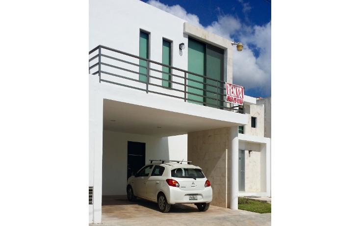 Foto de casa en renta en  , san ramon norte, m?rida, yucat?n, 1259427 No. 01