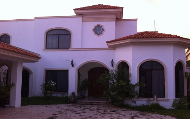Foto de casa en venta en  , san ramon norte, mérida, yucatán, 1262737 No. 01