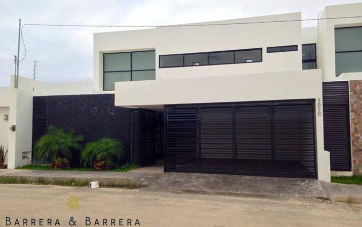 Foto de casa en venta en  , san ramon norte, mérida, yucatán, 1271799 No. 01
