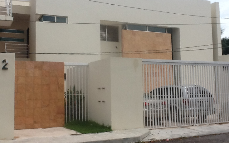 Foto de departamento en renta en  , san ramon norte, mérida, yucatán, 1281733 No. 01