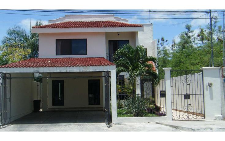 Foto de casa en venta en  , san ramon norte, mérida, yucatán, 1334397 No. 01