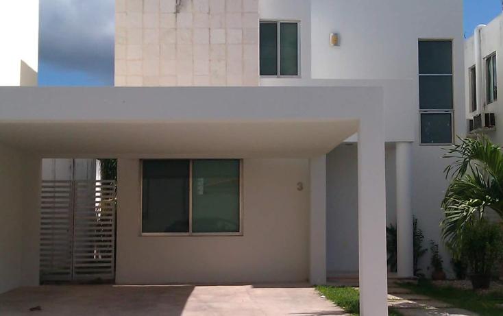Foto de casa en renta en  , san ramon norte, mérida, yucatán, 1342685 No. 01