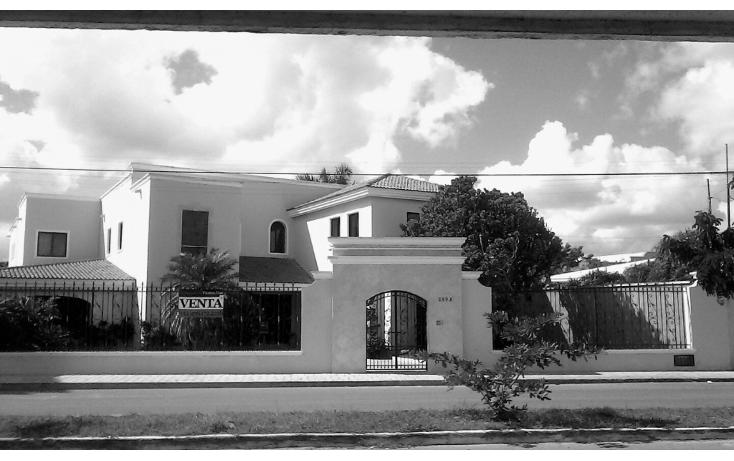 Foto de casa en venta en  , san ramon norte, mérida, yucatán, 1402767 No. 01
