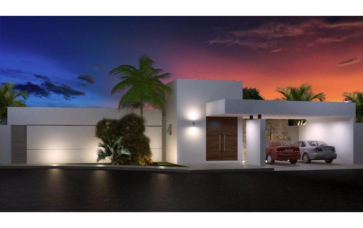 Foto de casa en venta en  , san ramon norte, m?rida, yucat?n, 1417979 No. 01