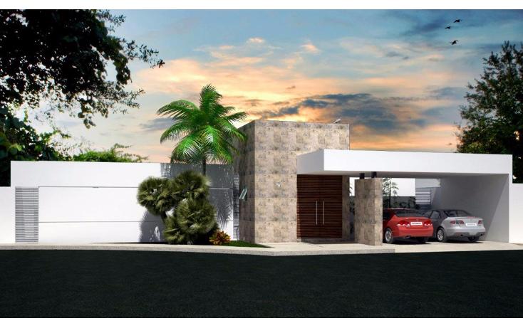 Foto de casa en venta en  , san ramon norte, m?rida, yucat?n, 1417979 No. 06