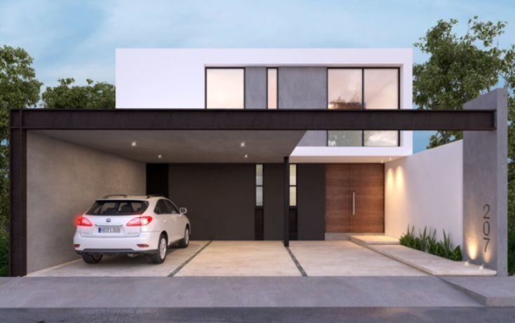 Foto de casa en venta en, san ramon norte, mérida, yucatán, 1440313 no 01