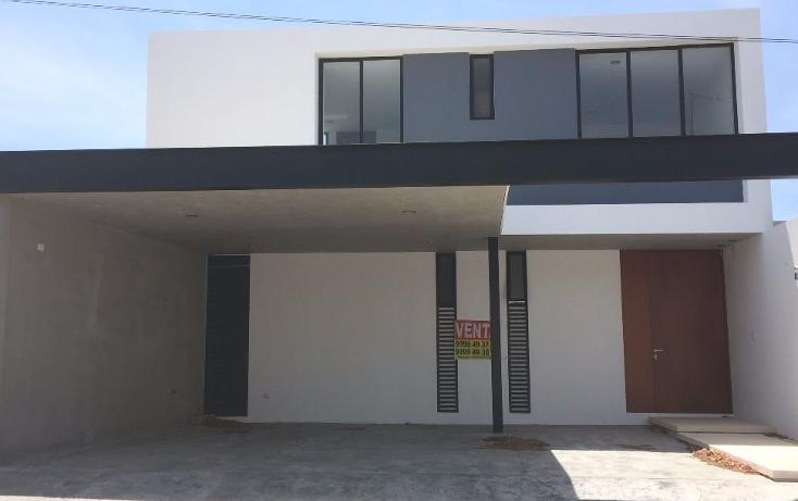Foto de casa en venta en  , san ramon norte, mérida, yucatán, 1440313 No. 01