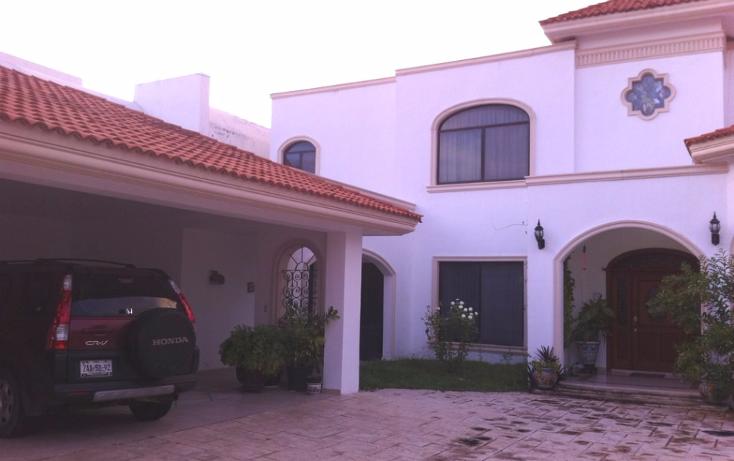Foto de casa en venta en  , san ramon norte, mérida, yucatán, 1467461 No. 01