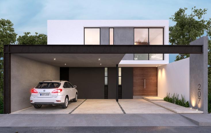 Foto de casa en venta en  , san ramon norte, mérida, yucatán, 1472755 No. 01