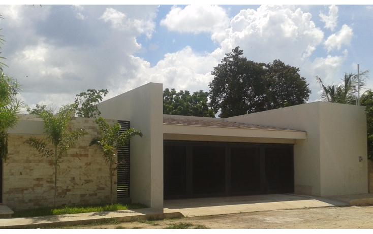 Foto de casa en venta en  , san ramon norte, mérida, yucatán, 1489333 No. 05