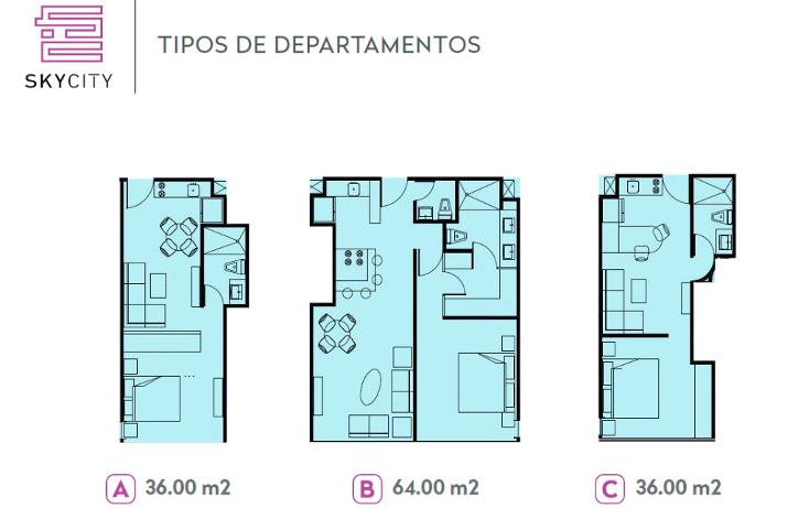 Foto de departamento en venta en  , san ramon norte, mérida, yucatán, 1496109 No. 04