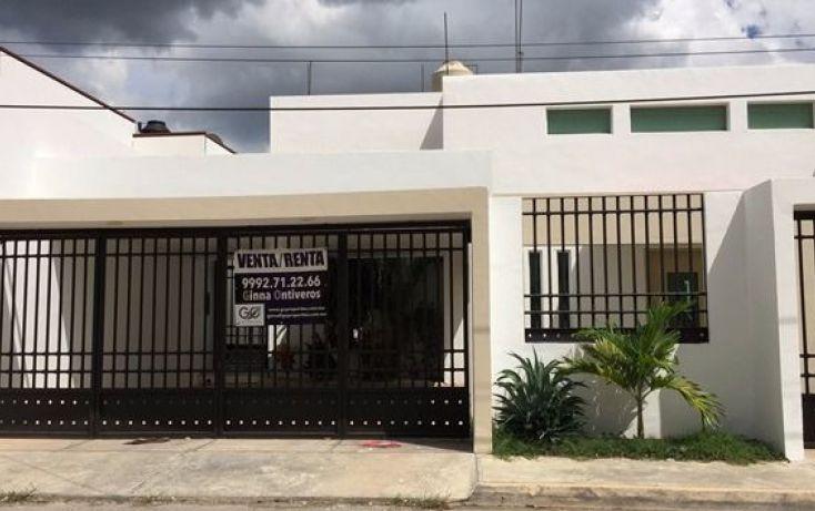 Foto de casa en renta en, san ramon norte, mérida, yucatán, 1499823 no 01