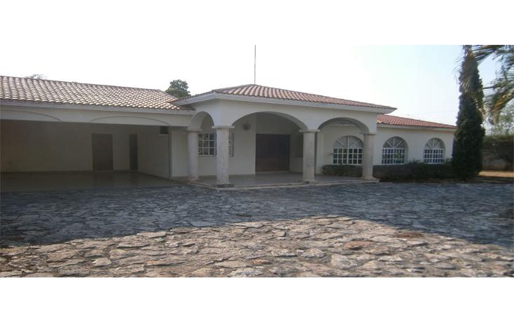 Foto de casa en venta en  , san ramon norte, mérida, yucatán, 1502627 No. 01