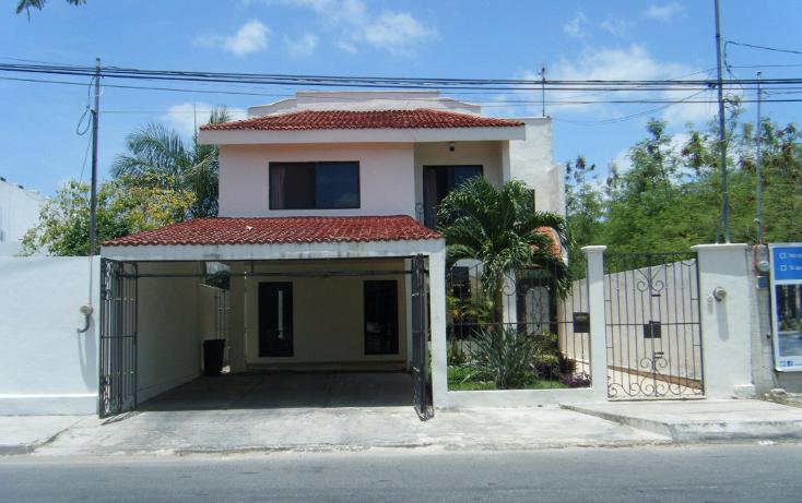 Foto de casa en venta en  , san ramon norte, mérida, yucatán, 1517003 No. 01