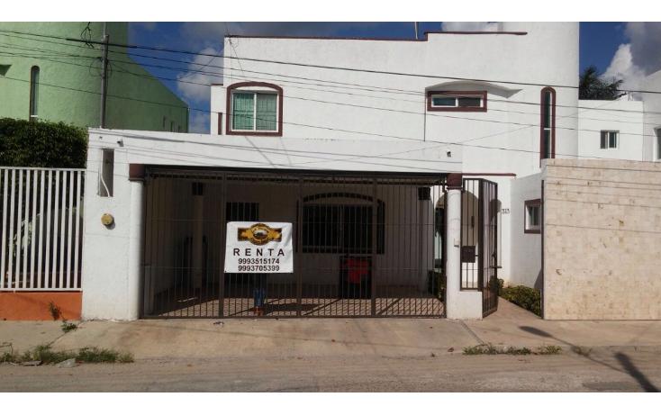 Foto de casa en renta en  , san ramon norte, mérida, yucatán, 1526867 No. 01