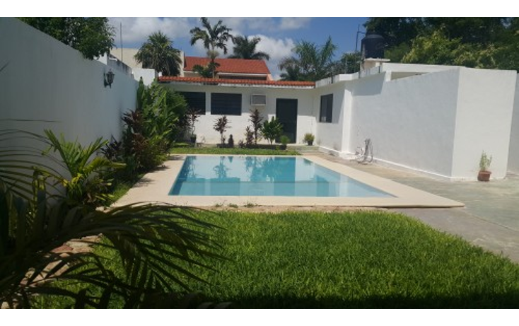 Foto de casa en venta en  , san ramon norte, mérida, yucatán, 1527669 No. 02