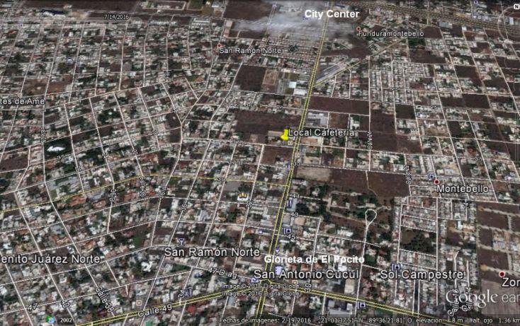 Foto de local en renta en, san ramon norte, mérida, yucatán, 1560928 no 03