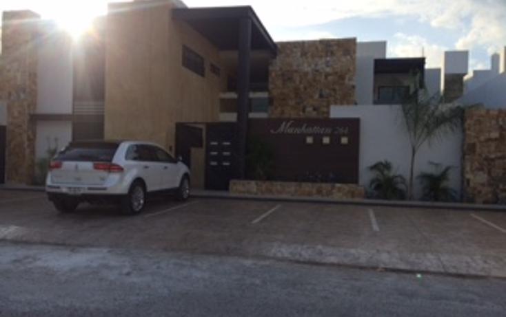 Foto de departamento en renta en  , san ramon norte, mérida, yucatán, 1566654 No. 02