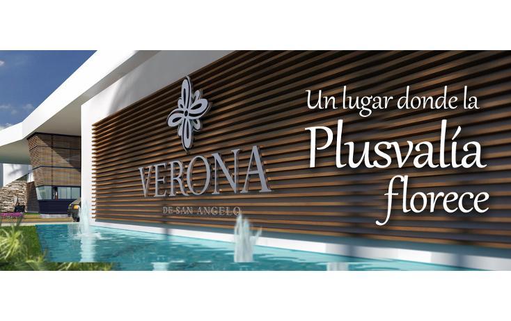 Foto de terreno habitacional en venta en  , san ramon norte, mérida, yucatán, 1573456 No. 01