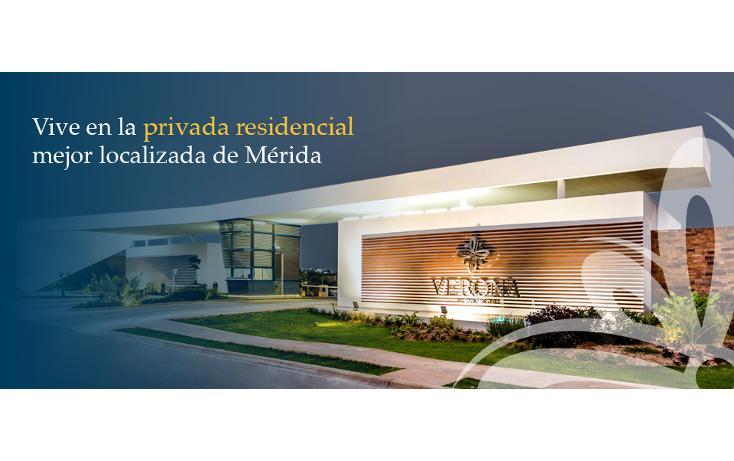 Foto de terreno habitacional en venta en  , san ramon norte, mérida, yucatán, 1573456 No. 04