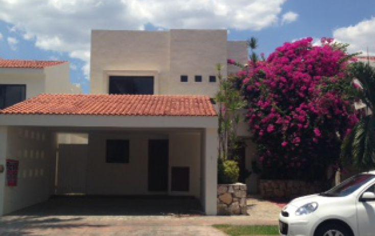 Foto de casa en renta en, san ramon norte, mérida, yucatán, 1640170 no 01