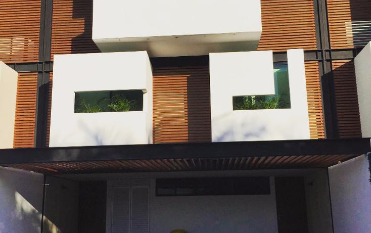 Foto de casa en renta en  , san ramon norte, mérida, yucatán, 1647274 No. 01