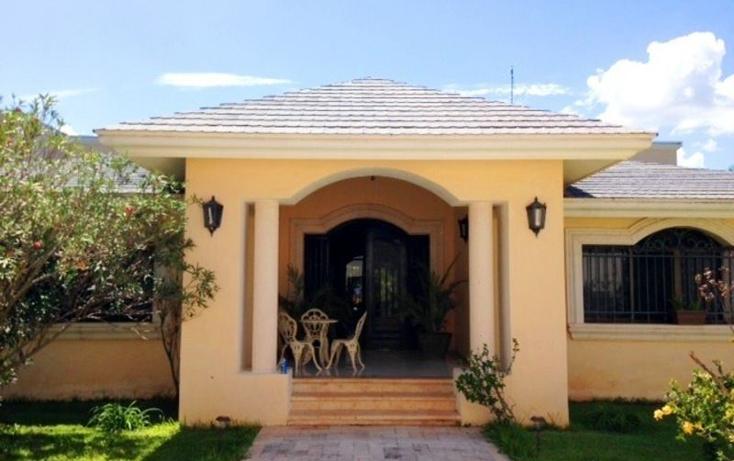 Foto de casa en venta en  , san ramon norte, mérida, yucatán, 1694250 No. 02